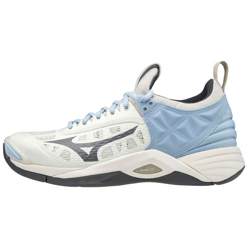 Mizuno Wave Momentum Women White