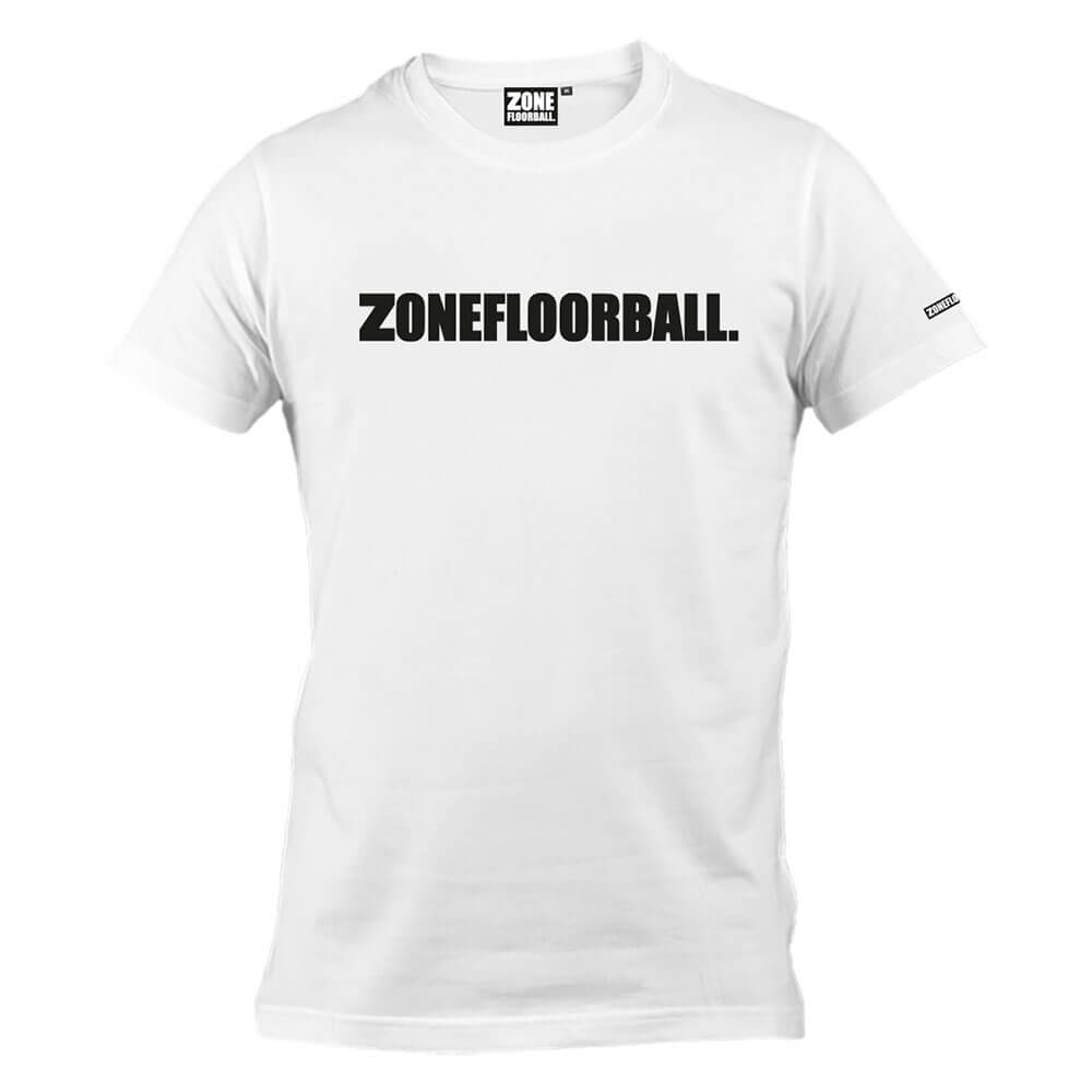 Zone T-shirt Maximize White
