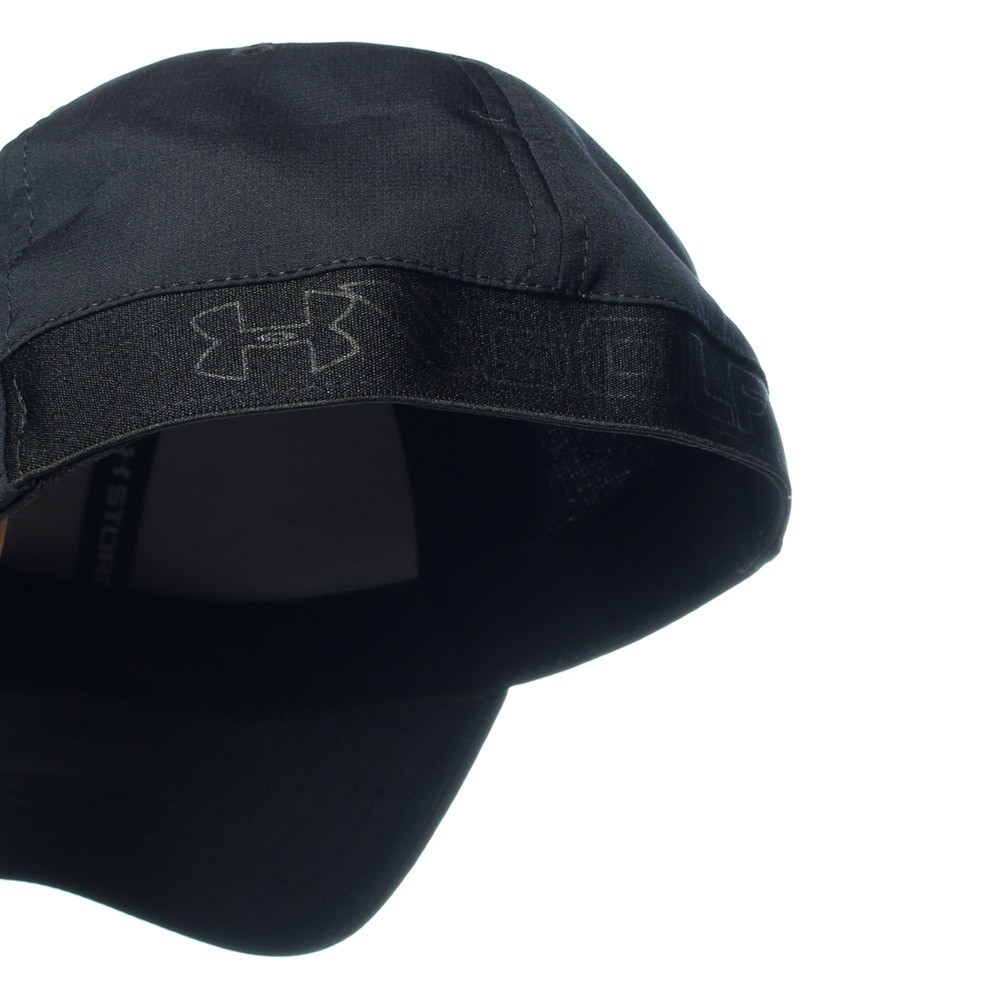 Under Armour Golf Headline 2.0 Black Cap