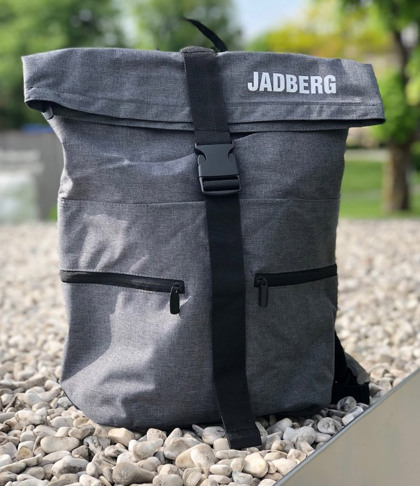Jadberg City Backpack
