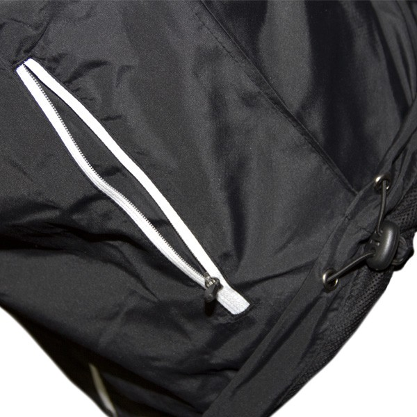 Oxdog Ace Windbreaker Jacket Black