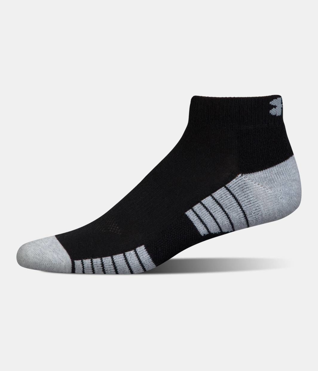 Under Armour Heatgear Tech Locut 3pk ponožky