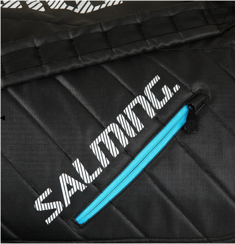 Salming ProTour Duffel Black/Grey