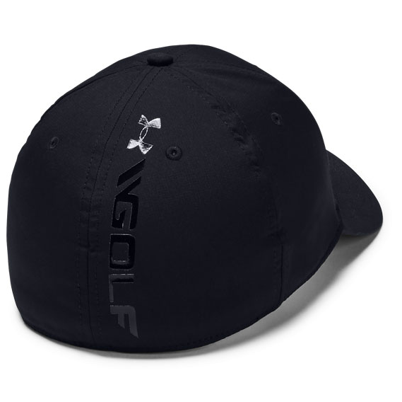 Under Armour Men's Golf Headline Cap 3.0 Black