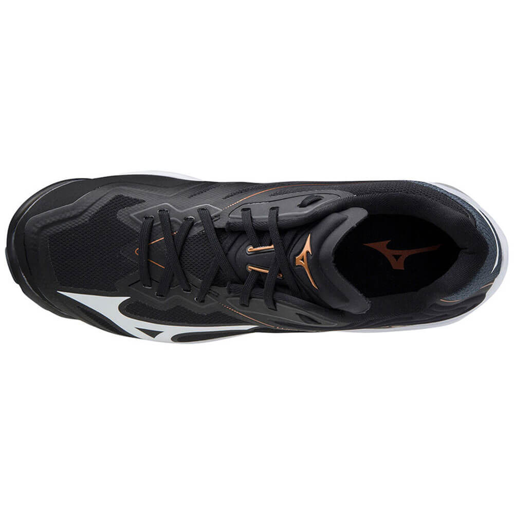 Mizuno Wave Lightning Z6 Black