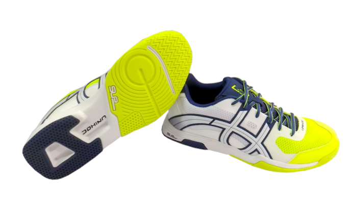 Unihoc U3 Elite Men Blue/Yellow
