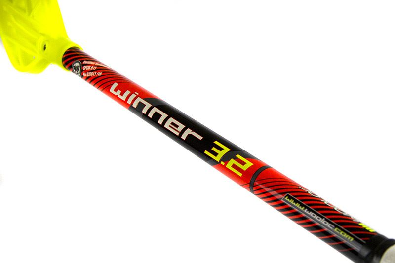 Wooloc Winner 3.2 Red 75 Round NB '16