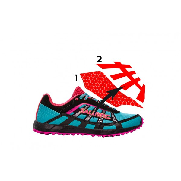 Salming Trail T2 Shoe Women '16