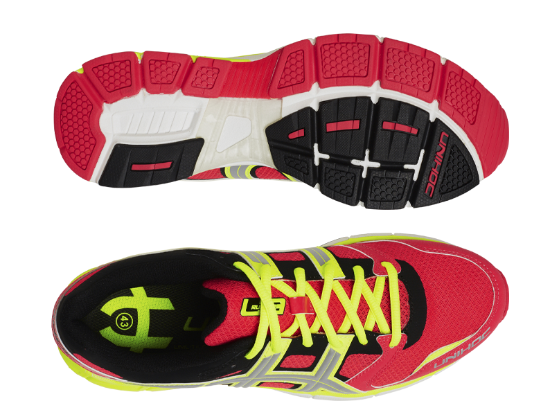 Unihoc U3 Runner Red