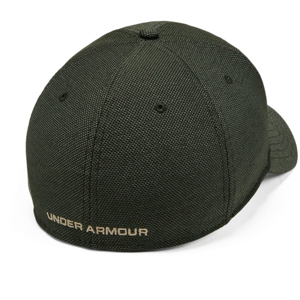 Under Armour Heathered Blitzing 3.0 Cap Green
