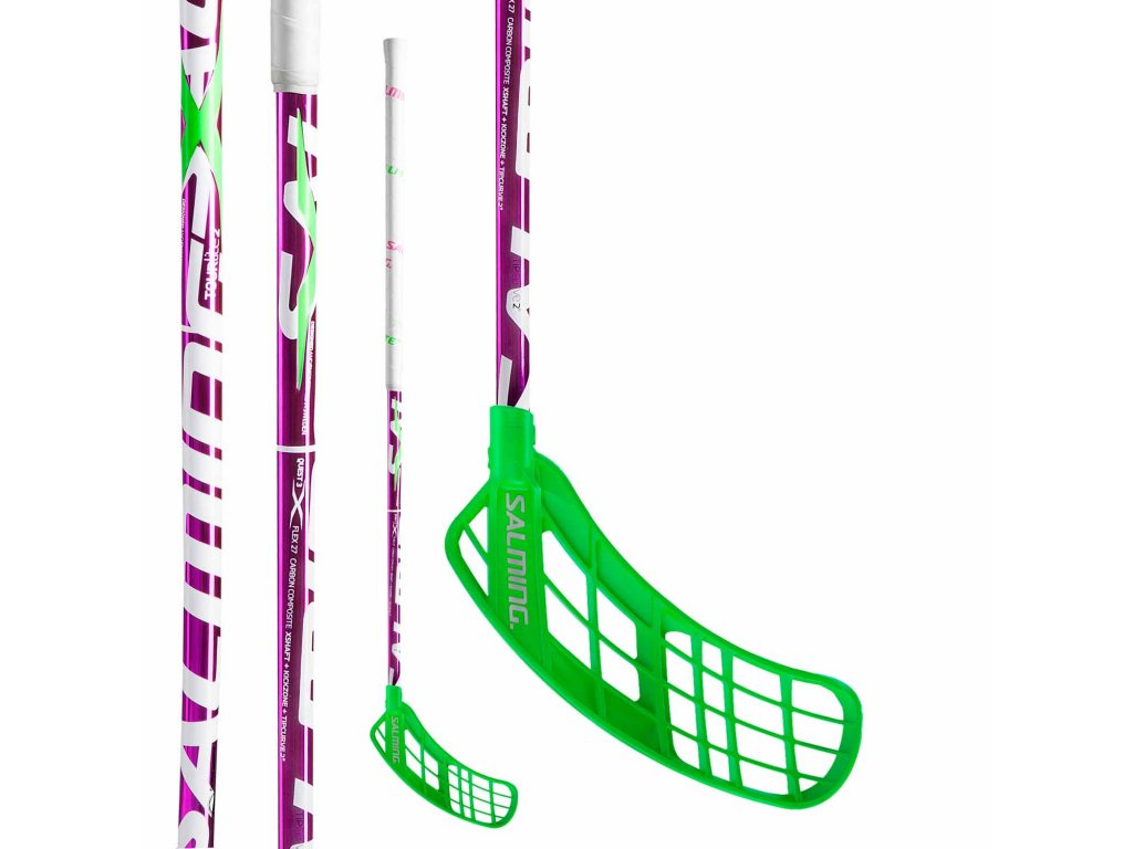 Salming Quest3 X-Shaft TourLite TC 2° '15
