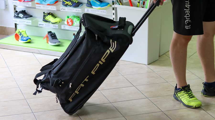 Fatpipe Lux-Trolley Bag