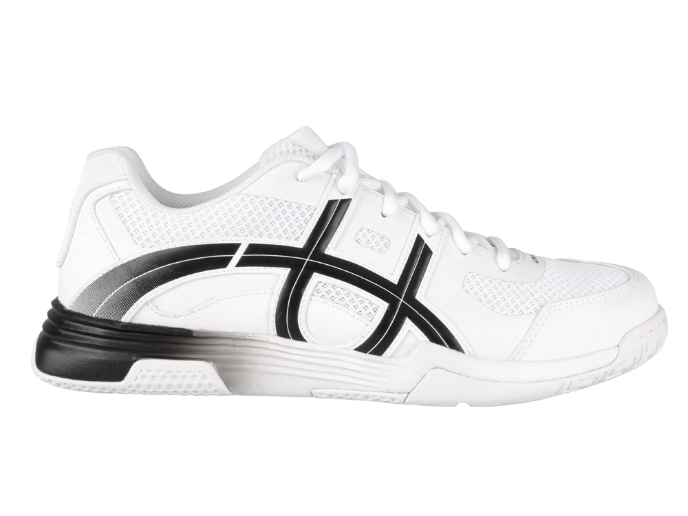 Unihoc U3 Elite Men White/Black