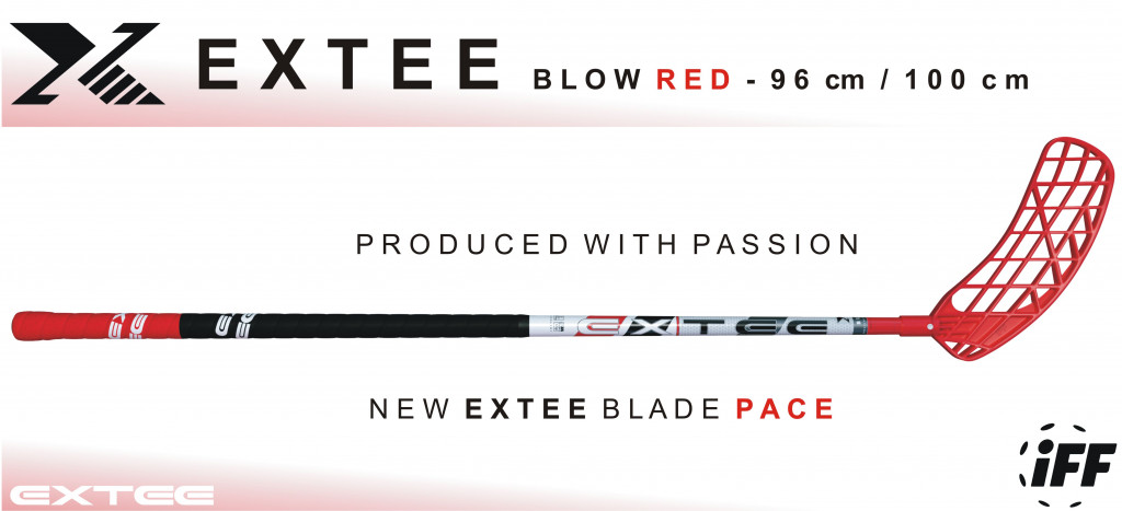 Extee Blow Red