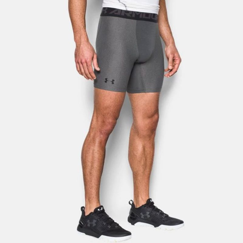 Under Armour HG Armour 2.0 Comp Short Grey