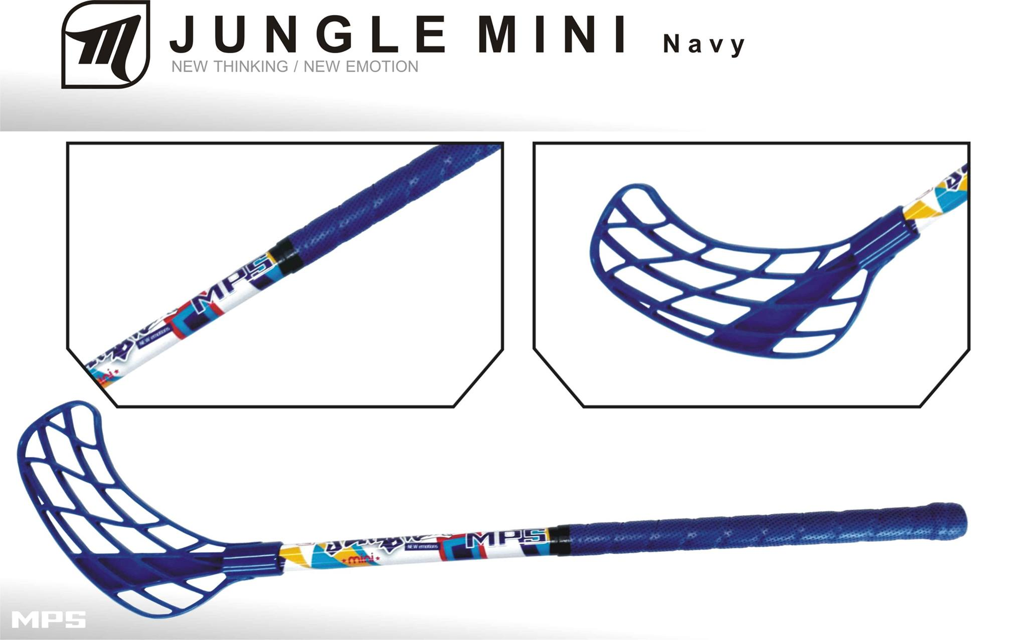 MPS Jungle Mini Blue