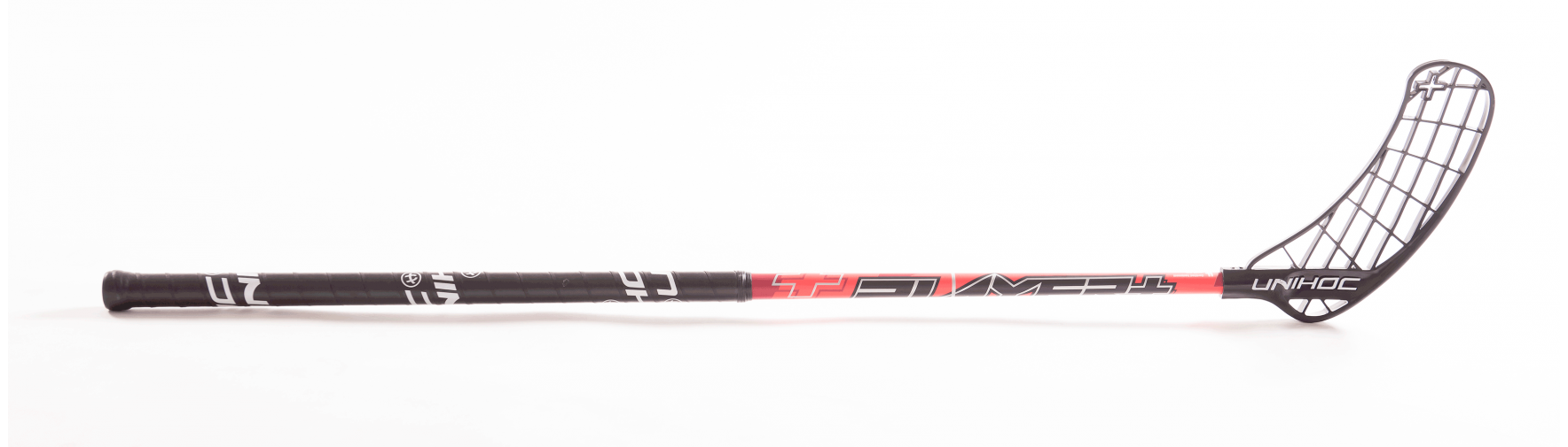 Unihoc Player+ 26 Red 17/18