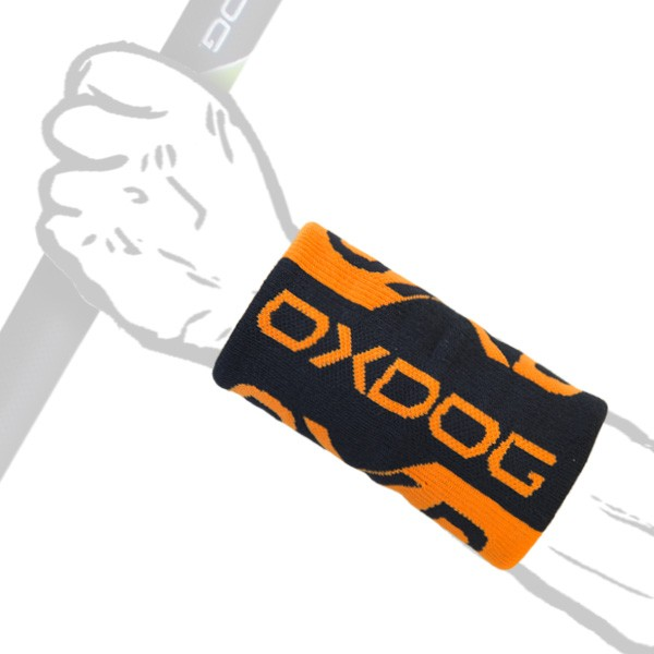 Oxdog Pop Long Black/Orange potítko