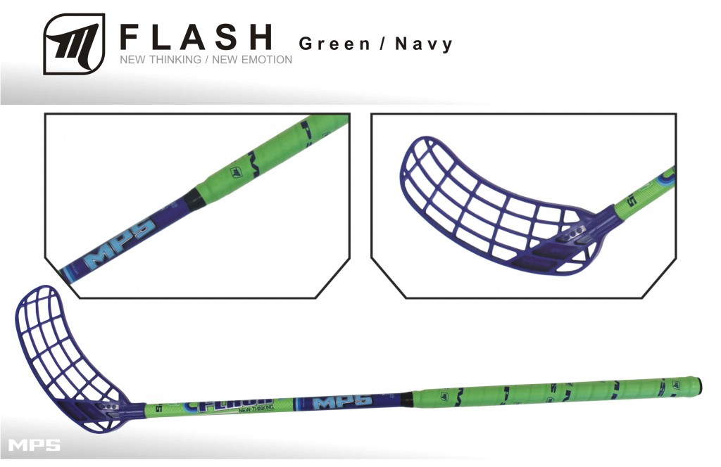 MPS Flash Green Junior