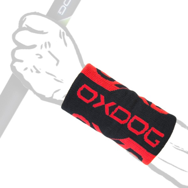 Oxdog Pop Long Black/Red potítko