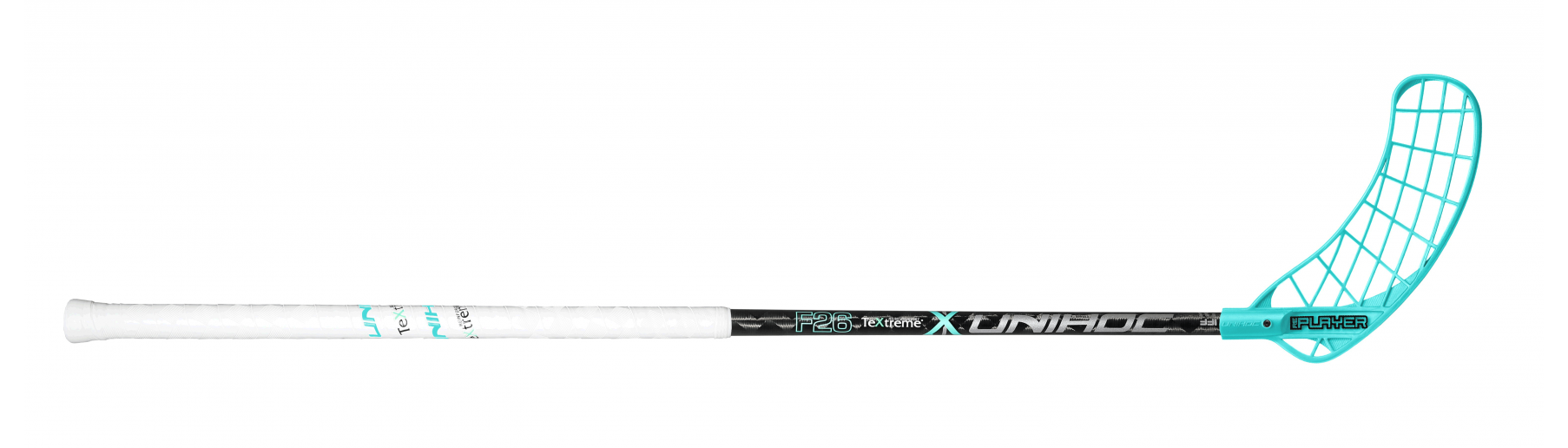 Unihoc RePlayer TeXtreme F26 Feather Light Turquoise '16