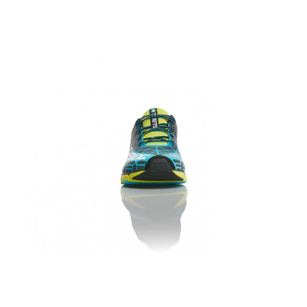 Salming Speed 6 Men Blue/Lime
