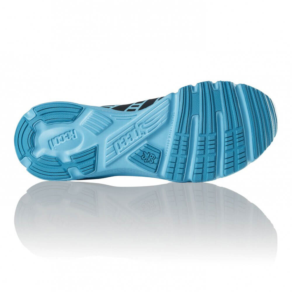 Salming Speed 8 Women Blue/Petrol