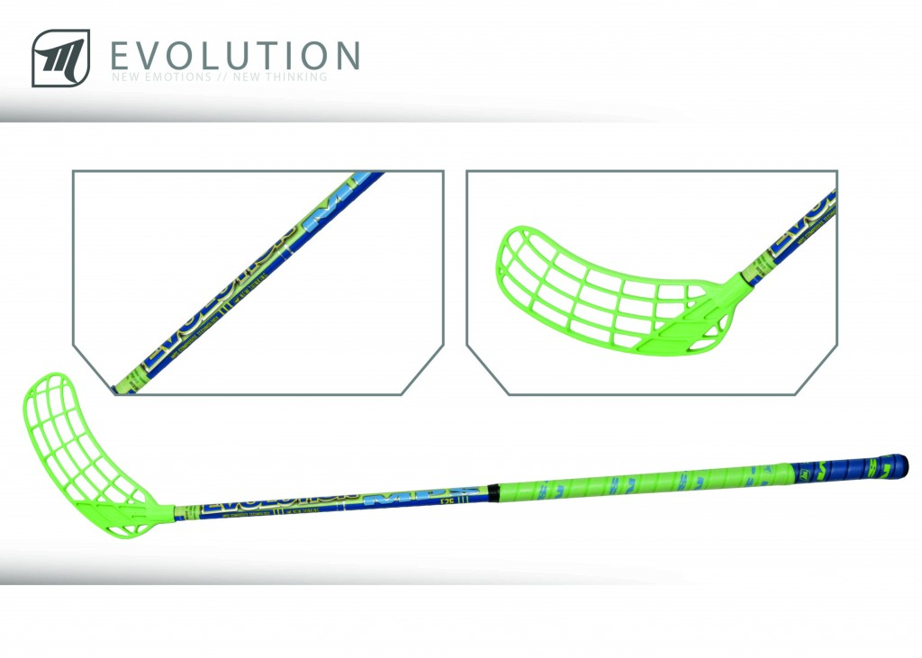 MPS Evolution 26 Green 100 IFF