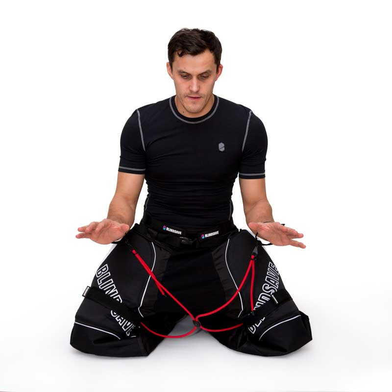 Blindsave Goalie Power Trainer