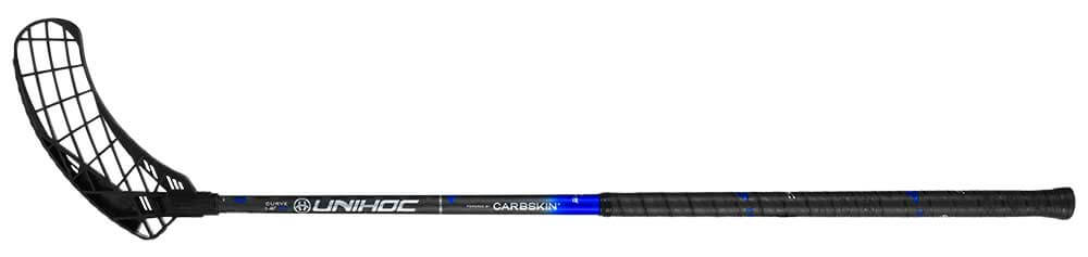 Unihoc Epic Carbskin Curve 1.0° 29 JR 20/21